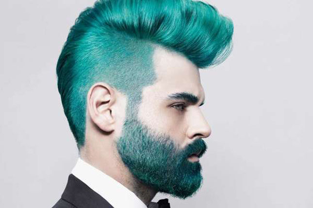 mermaid beard