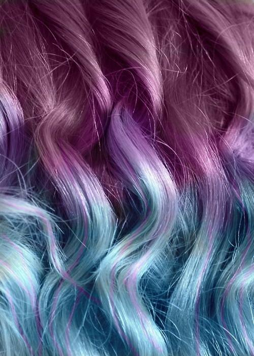 mermaid-hair