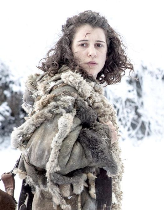 Meera Reed, as played by Ellie Kendrick