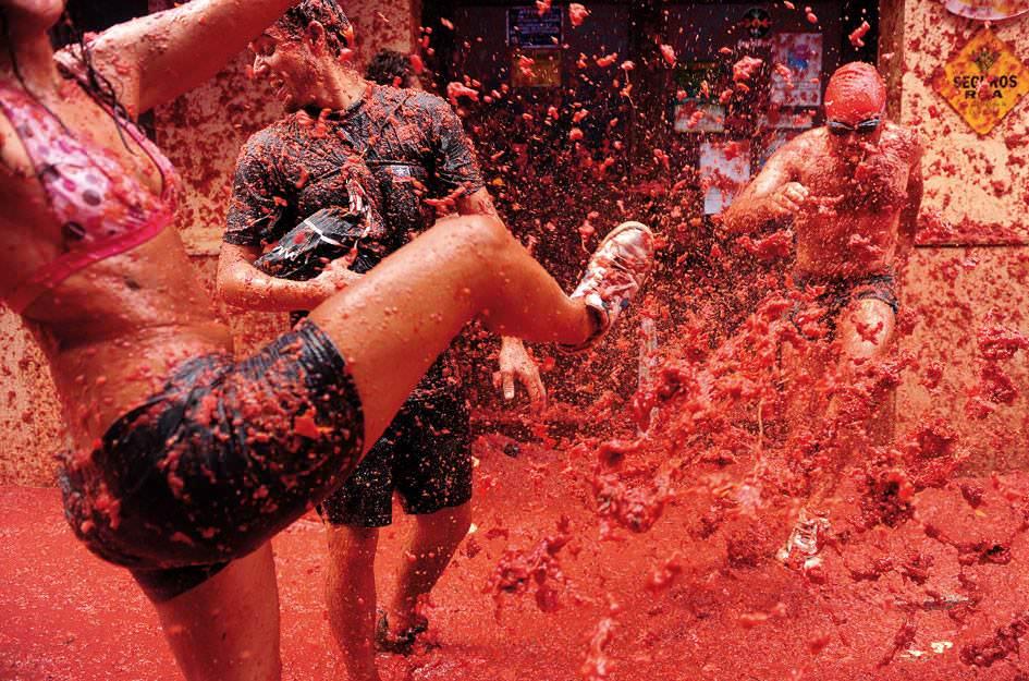 crazy festivals